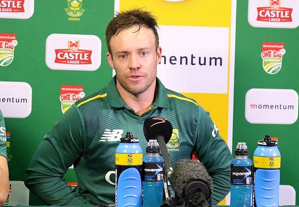 England playing well but not unbeatable, says De Villiers