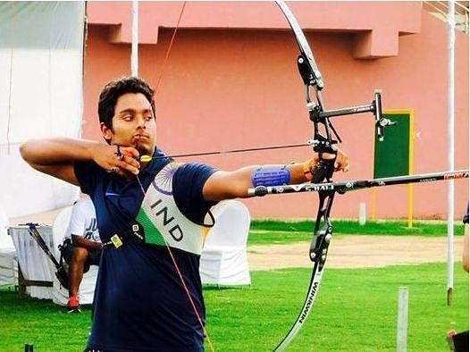Indian archers win gold in Compound men's and women's archery at SAG