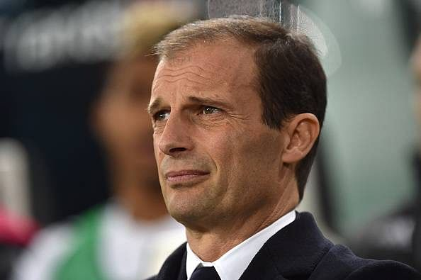 Juventus director wants coach Massimiliano Allegri to continue