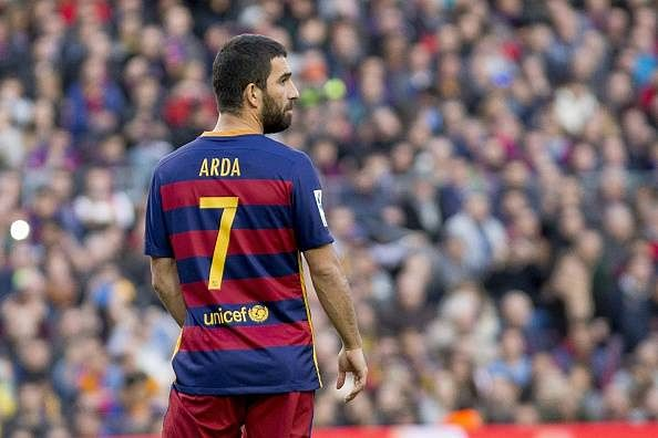 Arda Turan speaks about working with Barcelona Manager Luis Enrique