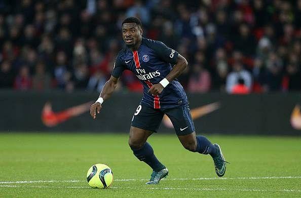 Paris Saint Germain's Serge Aurier abuses manager Laurent Blanc on Social Media