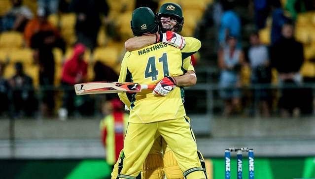 Australia defeat New Zealand after near-collapse to even ODI series