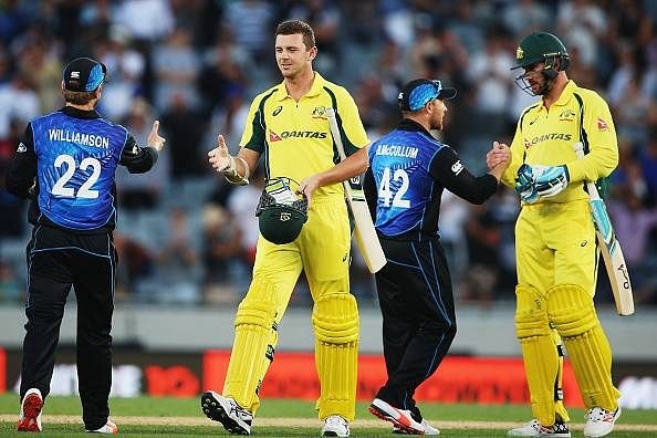 Stats: New Zealand v Australia, 1st ODI - New Zealand demolish Australia to hand them a record loss