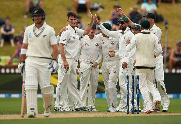 New Zealand vs Australia 2016 1st Test: Australia beat New Zealand by an innings and 52 runs
