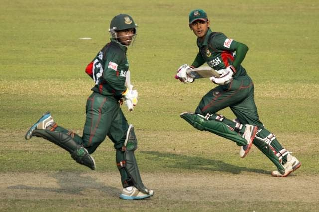 Mehidy Hasan and Zakir Hasan carry Bangladesh to first-ever semi-final in U-19 World Cup