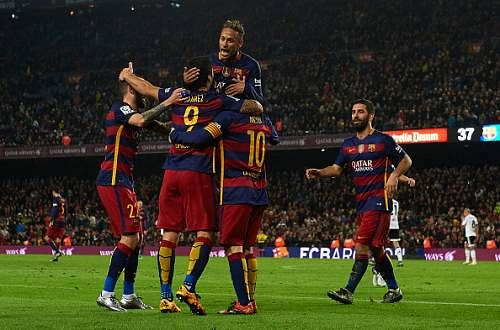 Stats: The incredible numbers behind FC Barcelona's 29-game unbeaten run