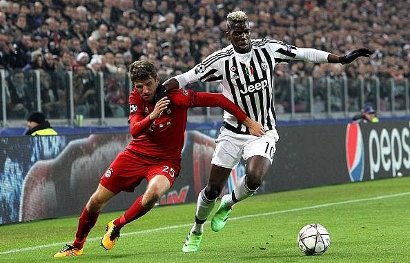 Champions League: Juventus comeback from 2-0 down to rescue draw against Bayern Munich