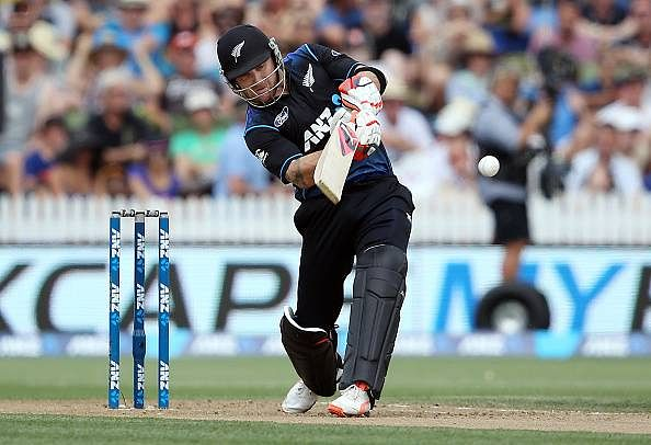 Stats: Brendon McCullum becomes only the fourth batsman to hit 200 ODI sixes
