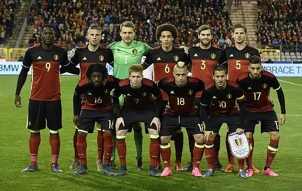 FIFA Rankings: Belgium retain top spot ahead of Argentina and Spain, India move up