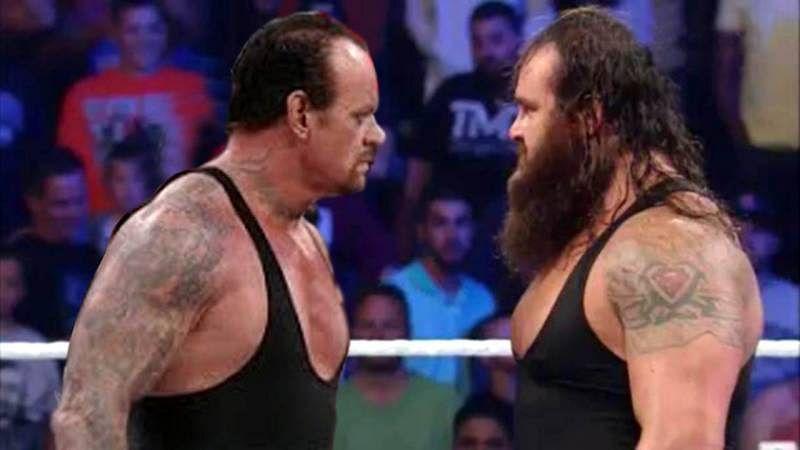 Is the Undertaker vs Braun Strowman feud a good idea?