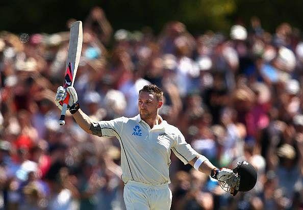 McCullum scores fastest Test hundred