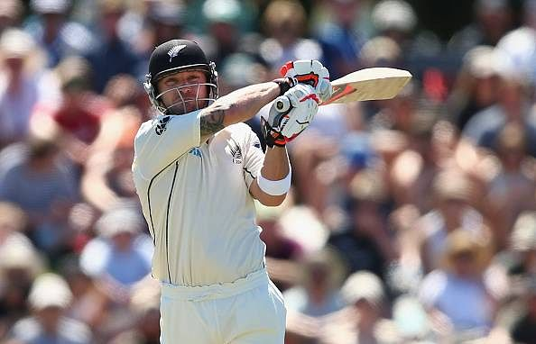New Zealand vs Australia 2016: Brendon McCullum says he felt embarrassed while breaking Viv's record