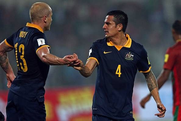 Cahill says 'massive' CSL spending could cost Chinese national team
