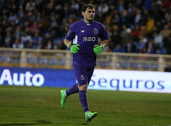 New York City FC linked with ex-Real Madrid star Iker Casillas