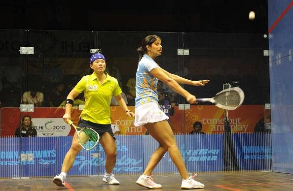 Joshna Chinappa rises one spot to 14th in the latest PSA World Rankings
