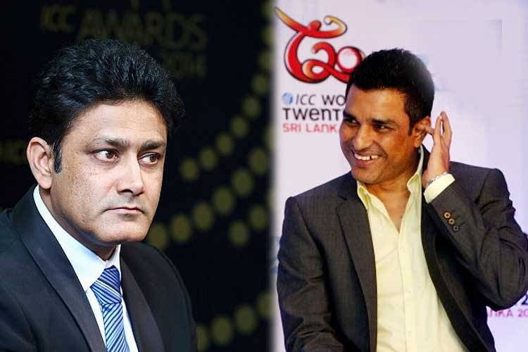 BCCI reveals payments given to Anil Kumble and Sanjay Manjrekar for South Africa series