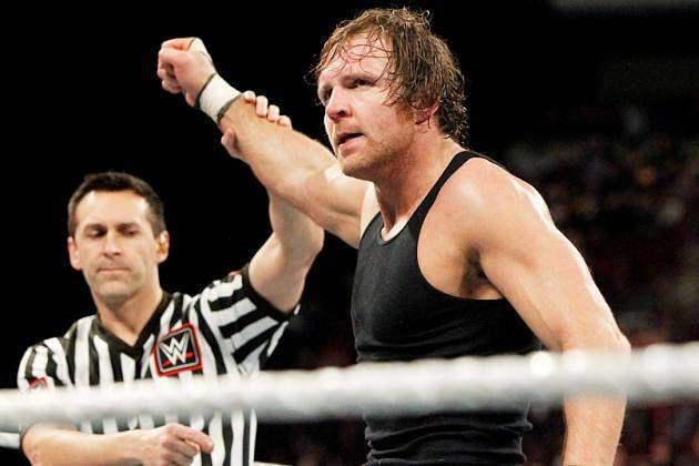 5 Reasons why a Dean Ambrose victory at Fastlane would be best for business