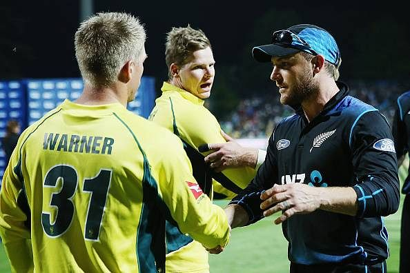 Australia vs New Zealand 2016: Warner believes McCullum's retirement will leave big hole in NZ cricket