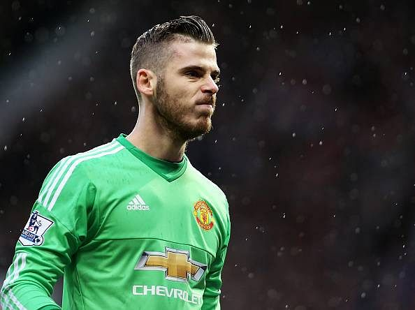 Contract for David De Gea's failed Real Madrid move leaked