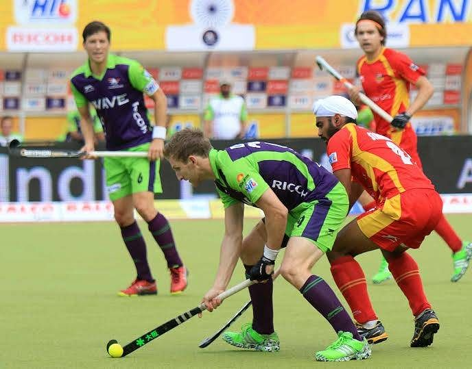 2016 Hockey India League: Delhi Waveriders clinch bronze after a 2-0 win over the Ranchi Rays
