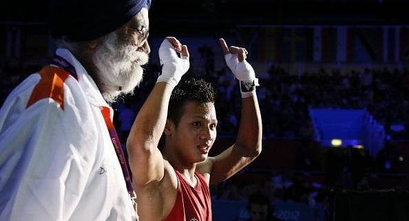 12th South Asian Games: Devendro Singh enters men's 49kg category semis