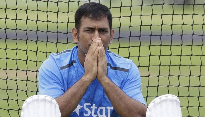 Reports: Legal action taken by MS Dhoni against