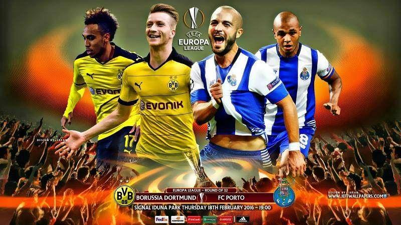 europa league dortmund live