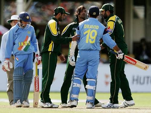 India vs Pakistan in 2003 was the best World Cup game of ...