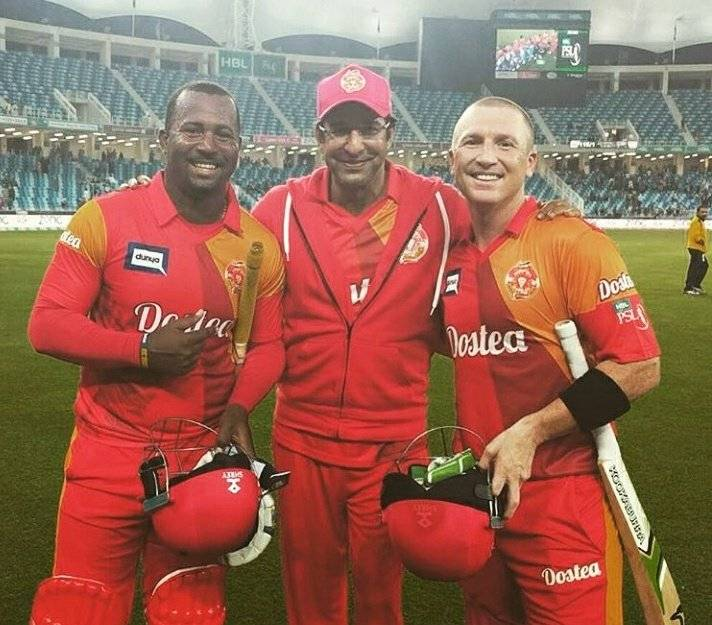 PSL 2016: Islamabad United beat Quetta Gladiators to become inaugural champions