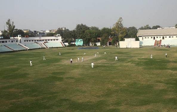 स्कूल क्रिकेट में नया रिकॉर्ड
