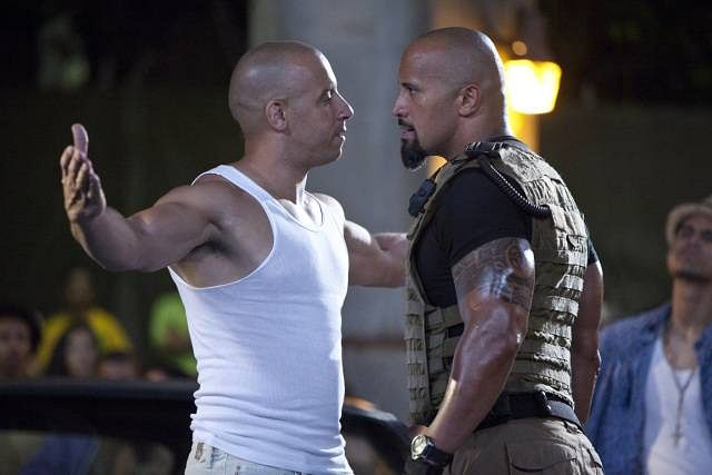 More installments announced for The Rock's movie franchise