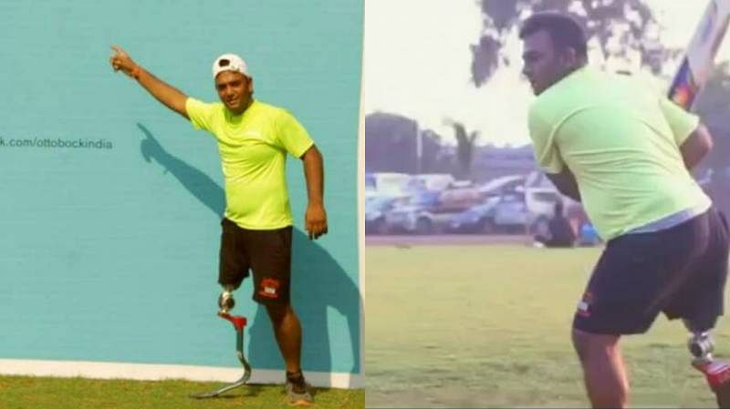 How Suvro Joarder became the world's first 'blade' cricketer