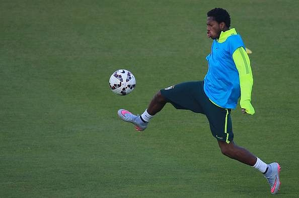 Brazil midfielder Fred banned from all football until June