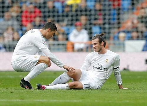 Real Madrid forward Gareth Bale suffers injury setback, set to miss Champions League clash