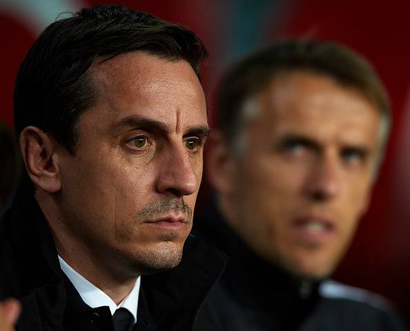 Gary Neville has no credibility as manager: Arsene Wenger