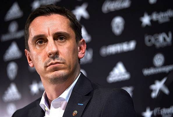 Valencia coach Gary Neville refuses to resign despite Copa del Ray humiliation