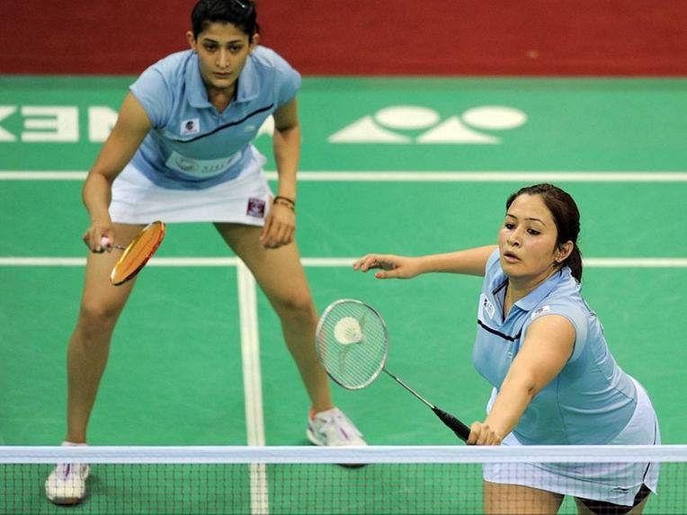 Men through, women unlucky at Badminton Asia Team Championships quarter-finals