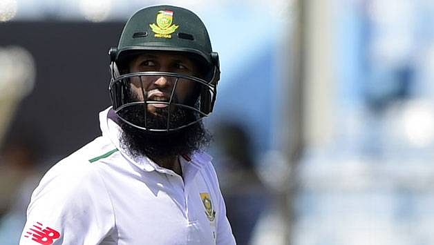 Hashim Amla denies rumours that he asked TV host to dress to his liking
