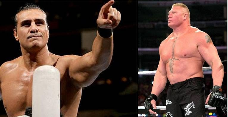 Backstage update on Brock Lesnar injuring Alberto Del Rio