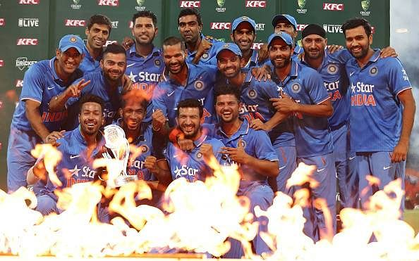 Rating Indian cricketers in the T20I series against Australia