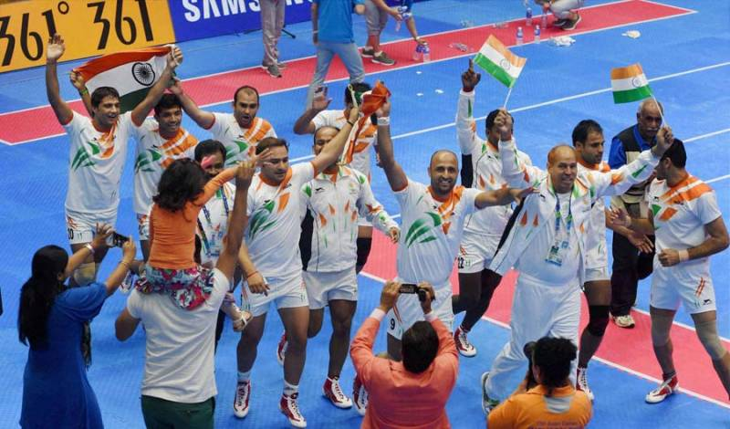 The Kings of Kabaddi - India
