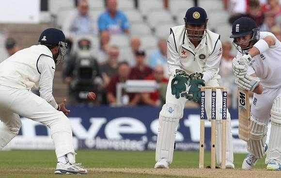 Reports: Former Team India manager claims that the 2014 India-England Test in Manchester was fixed