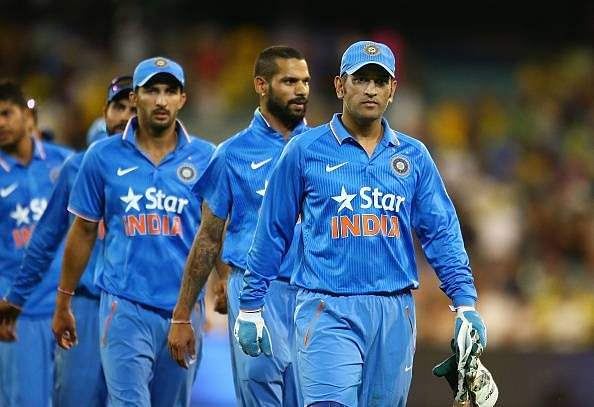 Continuous T20 matches will help in World T20 preparations, says MS Dhoni