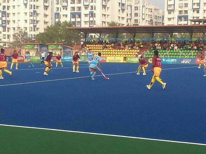 Indian Eves open with a thumping win over Nepal in 12th South Asian Games