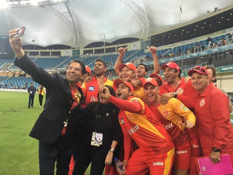 Islamabad United beat Karachi Kings in a nail biting encounter by 2 runs