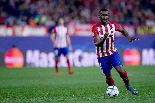 Jackson Martinez completes record transfer to Chinese Super League from Atletico Madrid