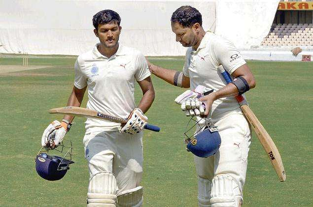 Ranji Trophy 2015/16: Team of the tournament