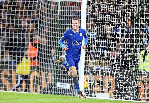 Leicester City striker Jamie Vardy insists that he will continue at the club in EPL