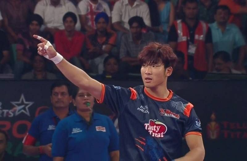 From Korea to Kabaddi: Interview with Bengal Warriors raider Jang Kun Lee