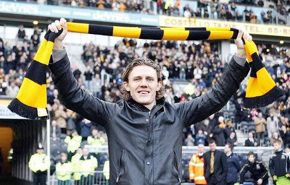 Hull paid me extra 15,000 pounds a week in error - Jimmy Bullard